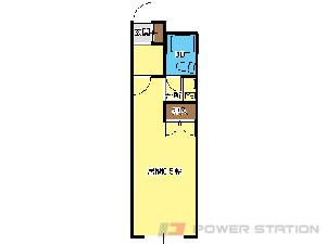 札幌市中央区宮の森2条1丁目0賃貸マンション間取図面