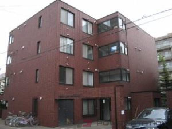 札幌市中央区宮の森2条3丁目0賃貸マンション外観写真