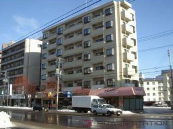 札幌市中央区北5条西27丁目1賃貸マンション外観写真
