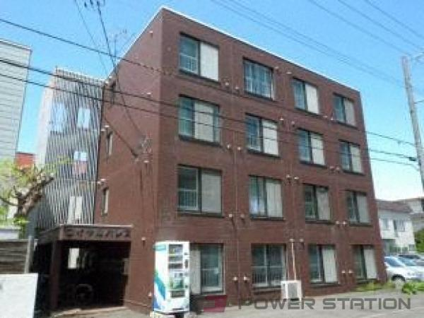 札幌市中央区北7条西27丁目1賃貸マンション外観写真