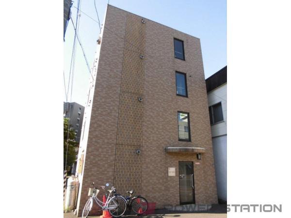 札幌市中央区北6条西27丁目1賃貸マンション外観写真
