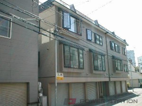 アパート・シャトレ円山B