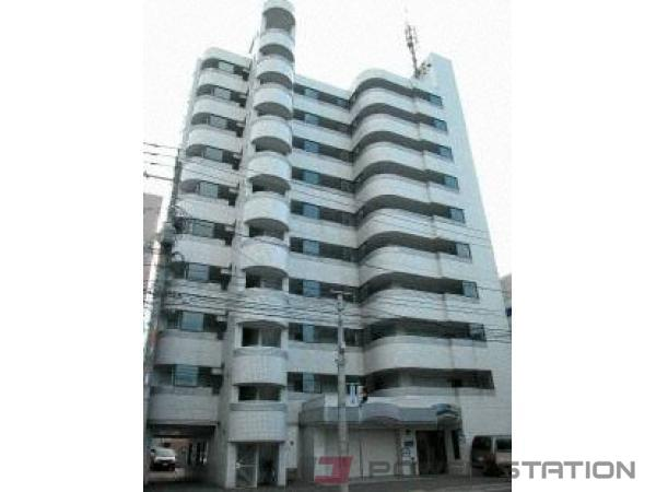 札幌市中央区北6条西26丁目0賃貸マンション外観写真