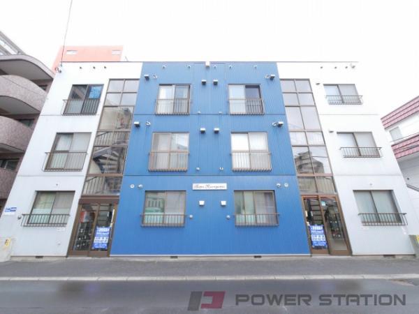 札幌市中央区北6条西26丁目1賃貸アパート外観写真