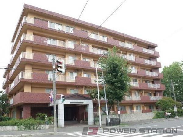 札幌市中央区北7条西23丁目0分譲リースマンション外観写真