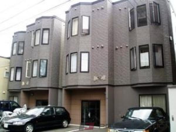 札幌市中央区北7条西22丁目0賃貸アパート