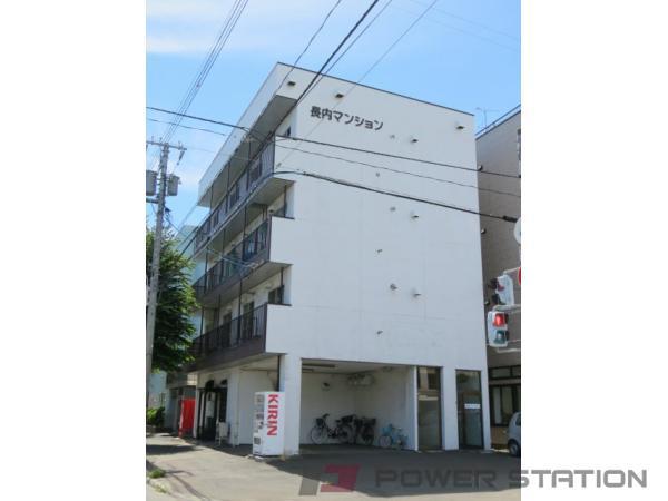 札幌市中央区北5条西21丁目0賃貸マンション外観写真