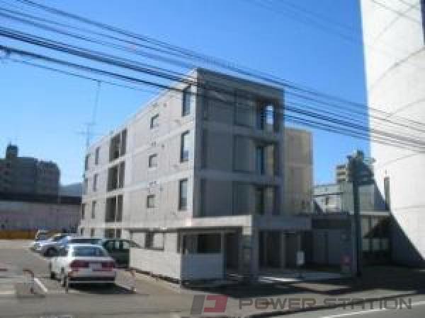 札幌市中央区北4条西21丁目0賃貸マンション外観写真