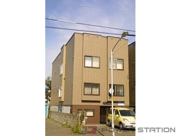 アパート・JPコート北円山A棟