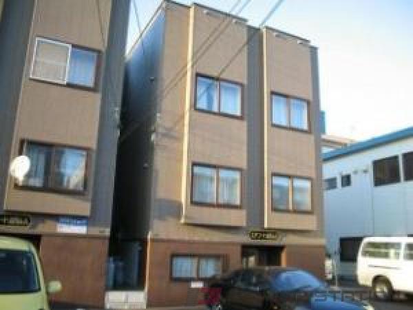 札幌市中央区北7条西20丁目0賃貸アパート