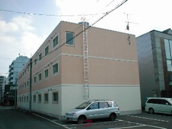 札幌市中央区北6条西18丁目0賃貸マンション