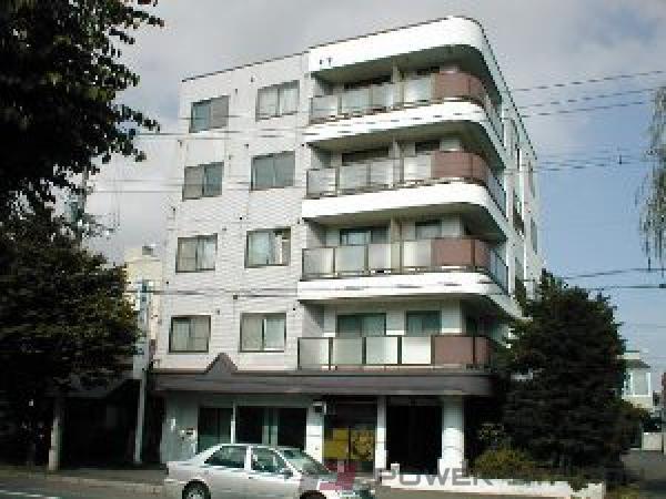 札幌市中央区北5条西20丁目0賃貸マンション外観写真