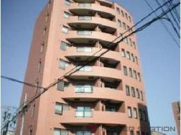 西28丁目2LDK分譲リースマンション外観