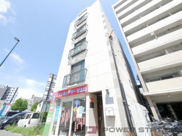 札幌市中央区北5条西17丁目1賃貸マンション外観写真