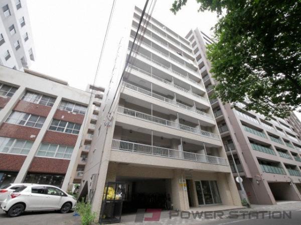 札幌市中央区北4条西17丁目0賃貸マンション外観写真