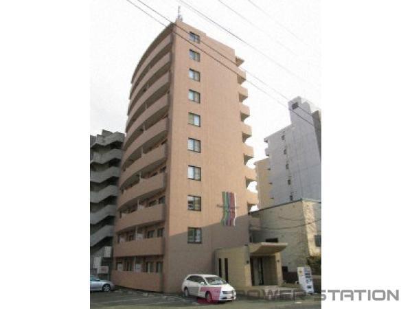 札幌市中央区北5条西9丁目1賃貸マンション外観写真