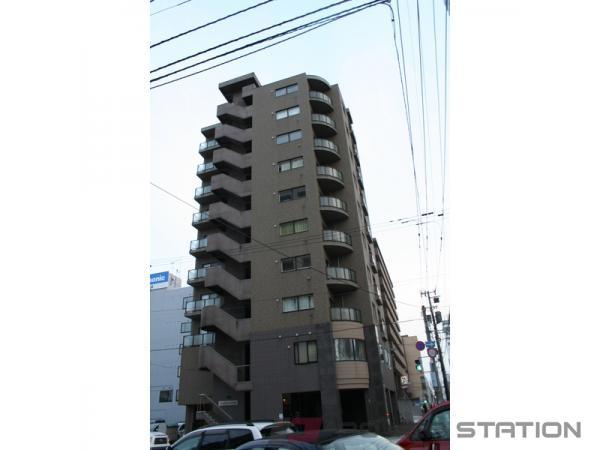 札幌市中央区大通東3丁目1賃貸マンション外観写真