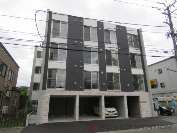 札幌市中央区南8条西13丁目01賃貸マンション外観写真