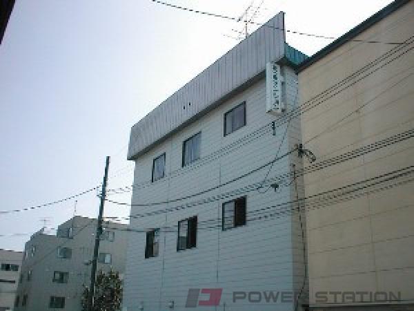 札幌市中央区北1条東12丁目0分譲リースマンション外観写真