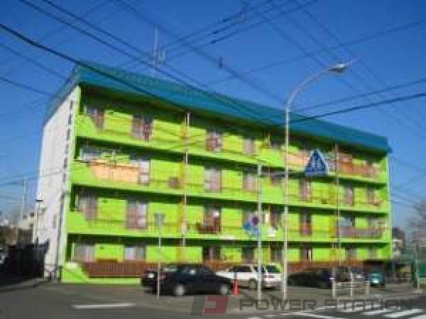 札幌市中央区宮の森4条9丁目1賃貸マンション外観写真