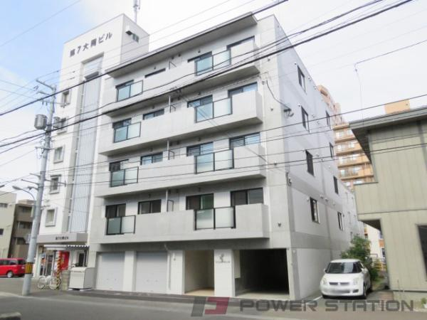札幌市中央区南10条西6丁目1賃貸マンション外観写真