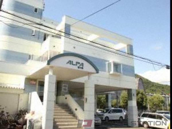 札幌市中央区宮の森4条10丁目0賃貸マンション外観写真