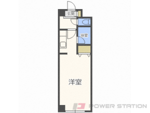 札幌市中央区宮の森4条10丁目0分譲リースマンション間取図面