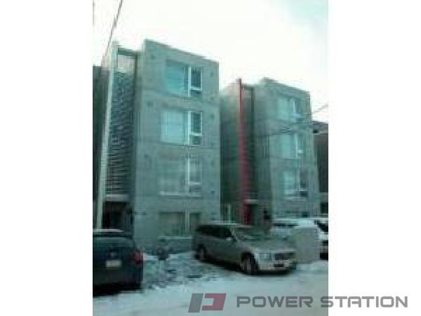 札幌市中央区南6条西17丁目0賃貸マンション外観写真