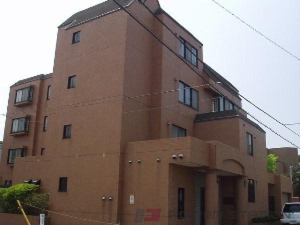 札幌市中央区宮の森1条9丁目0賃貸マンション外観写真