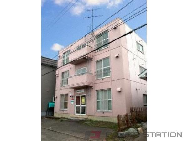 札幌市中央区宮の森2条9丁目0賃貸マンション外観写真