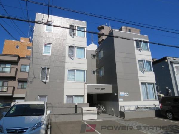 札幌市中央区北3条西30丁目0賃貸マンション