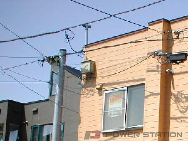 札幌市中央区北3条西29丁目0賃貸アパート外観写真