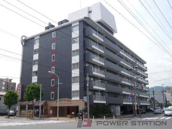 札幌市中央区北2条西28丁目0賃貸マンション外観写真