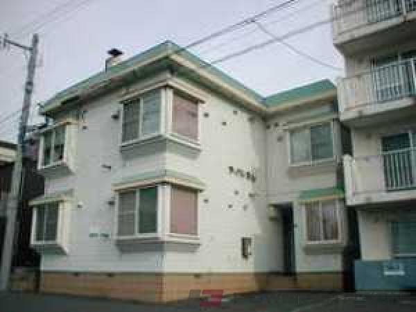 札幌市中央区北4条西25丁目0賃貸アパート外観写真