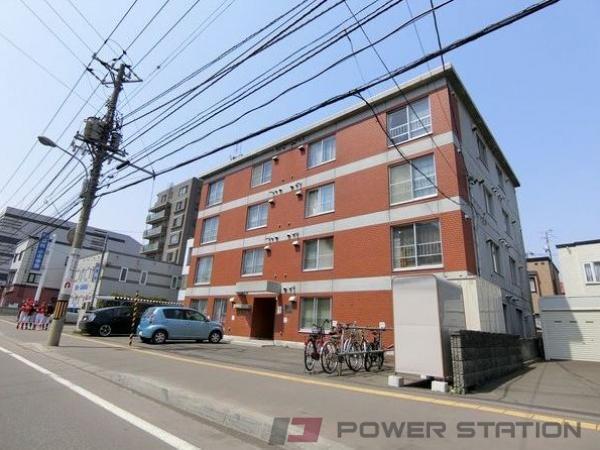 札幌市中央区北3条西26丁目1賃貸マンション外観写真