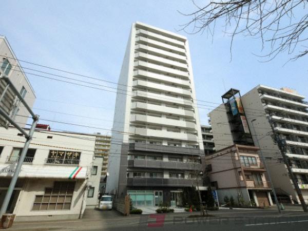 マンション・アルファタワー札幌南4条