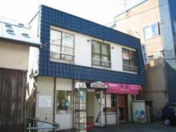 札幌市中央区北1条西25丁目0賃貸アパート外観写真