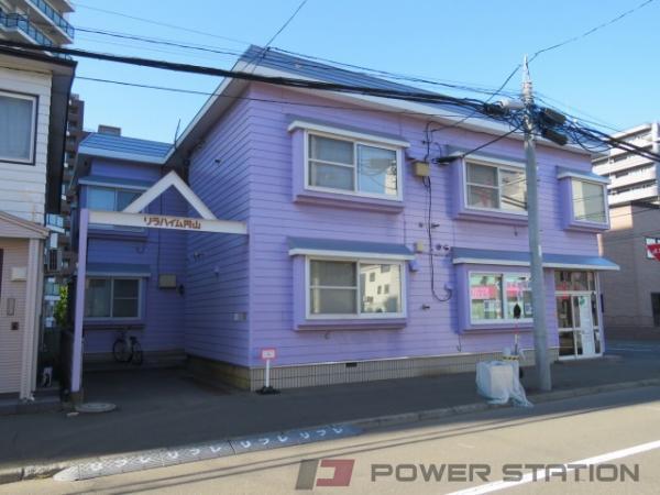 札幌市中央区北4条西24丁目0賃貸アパート外観写真