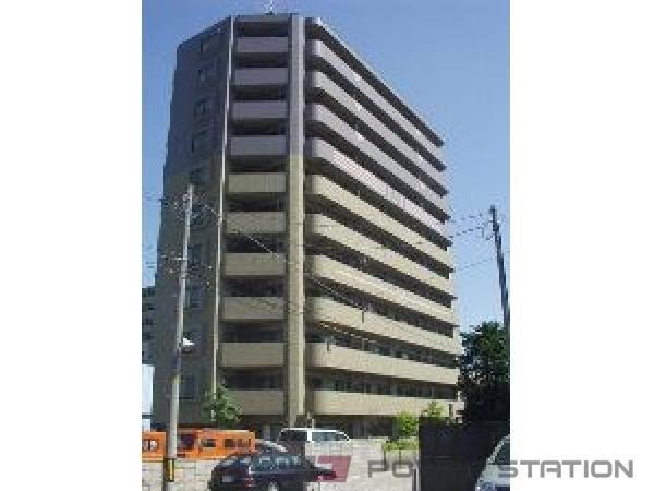 札幌市中央区北4条西23丁目1分譲リースマンション外観写真