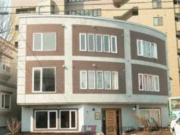 札幌市中央区北4条西23丁目0賃貸アパート外観写真