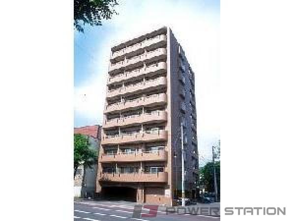 札幌市中央区北3条西24丁目0賃貸マンション外観写真