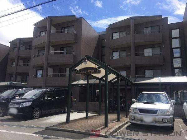 札幌市中央区北3条西23丁目0分譲リースマンション外観写真