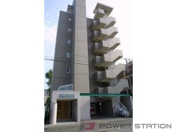 札幌市中央区北3条西21丁目0賃貸マンション外観写真
