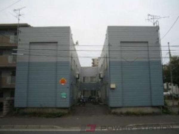 札幌市中央区北2条西23丁目0賃貸アパート外観写真