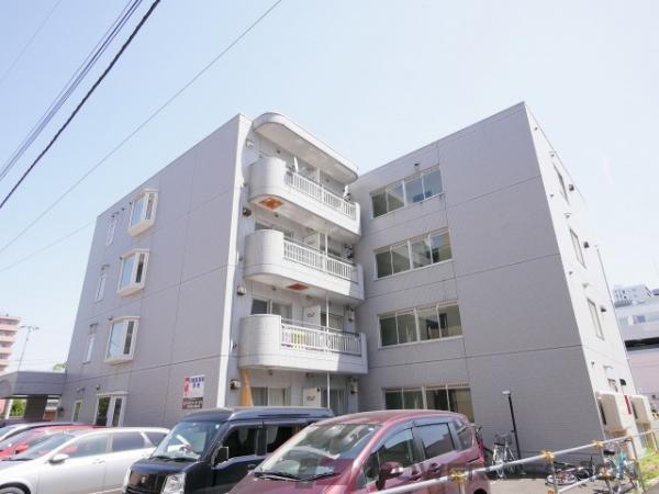 札幌市中央区北2条西24丁目0賃貸マンション外観写真