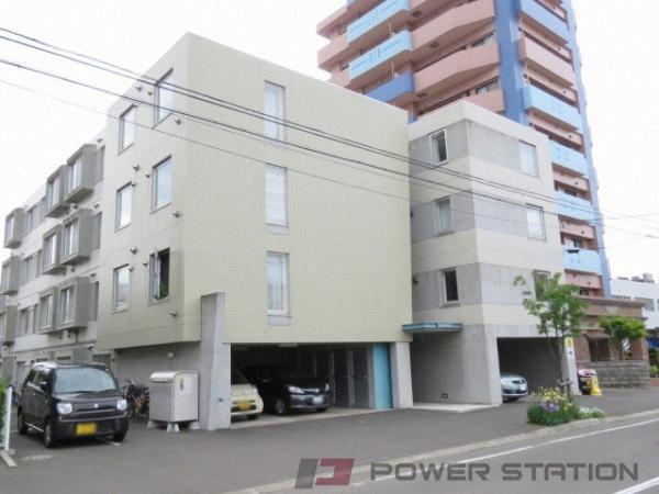 札幌市中央区北2条西23丁目0賃貸マンション外観写真