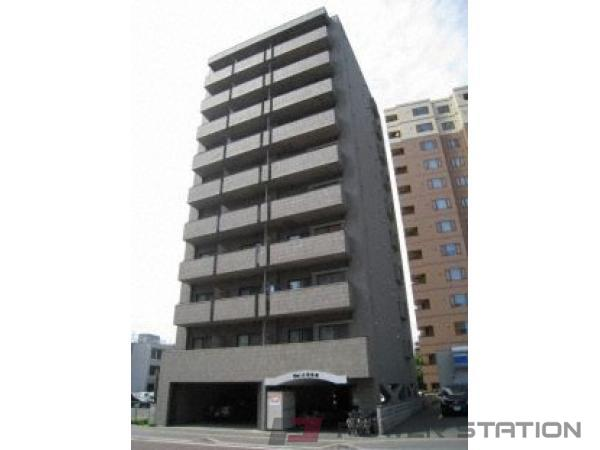 札幌市中央区北1条西22丁目0賃貸マンション外観写真