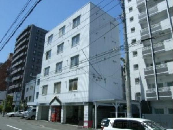 札幌市中央区北1条西21丁目0賃貸マンション外観写真