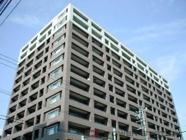 西18丁目3LDK分譲リースマンション外観