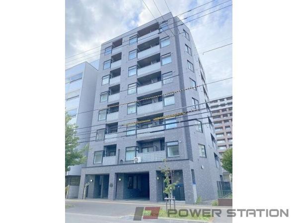 札幌市中央区北3条西17丁目1賃貸マンション外観写真